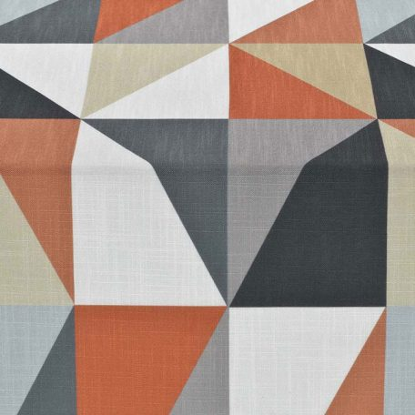 Russet Bauhaus Table Runner