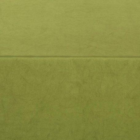Chartreuse Velvet Table Runner