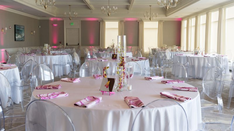Rent table linens and chairs from Fabulous Events for your next party or Mitzvah,
