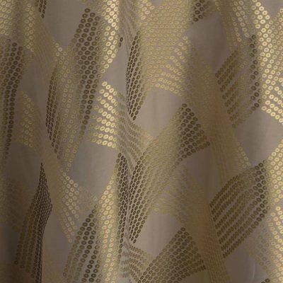 Gilded Matrix Linen for Events