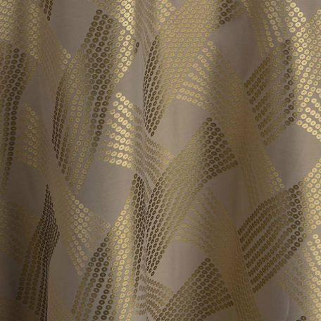 Gilded Matrix Linen for Events