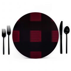Rent Glass Placemats exclusively from Fabulous Events.