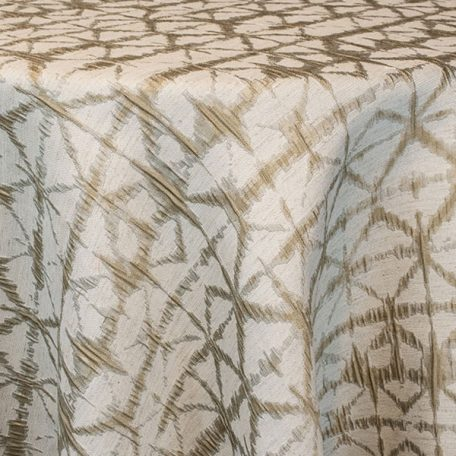 Rent Shibori style table linens for your wedding and special event. Call Fabulous Events TODAY to talk about your next rental.