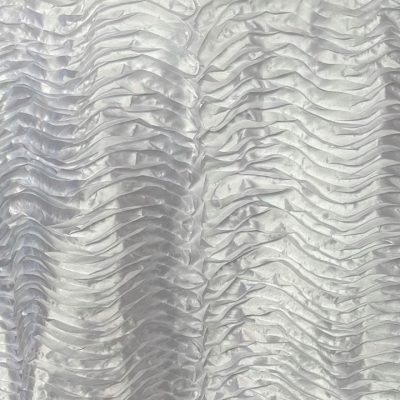 Australian Wave White Table Linen Rental